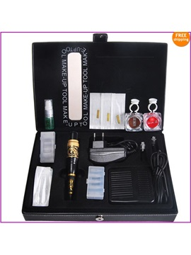 Top Permanent Makeup Kit Tattoo Eyebrow Machine