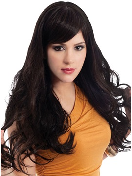 New Style Extra Long Straight Natural Charming Wig 28 Inches