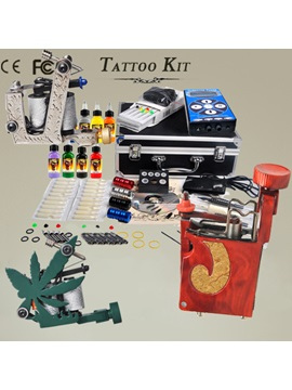 3 Best Guns Tattoo Kit With Power Supply Inks Needles Supply