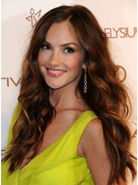 Minka Kelly Micro Loop Ring Hair Extension Human Hair
