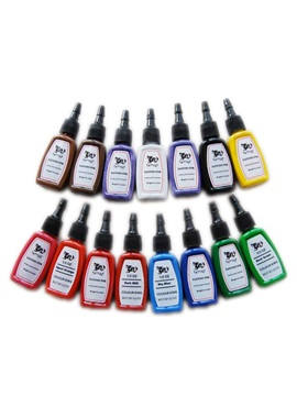 Tattoo Inks Of 15 Colors Inks