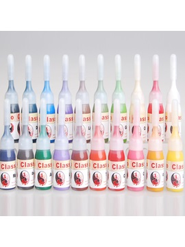 Tattoo Ink With High Quality 20 Colors Inks