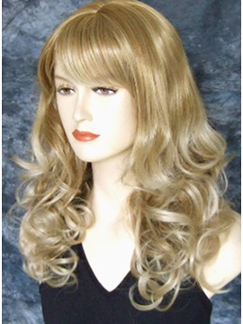 New Stylish Long Synthetic Hair Wig 16 Inches