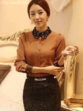 Stylish Multi Color Special Collar Shirt