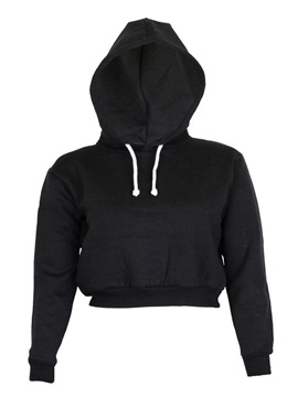Stylish Multi Color Short Hoodie
