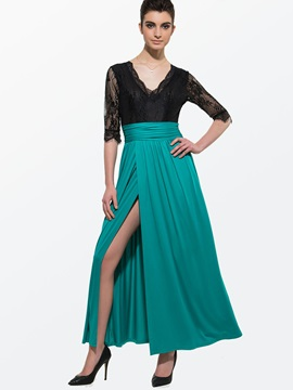 New European Women Long Maxi Dress