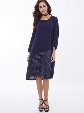 Chic Two in One Day Dress
