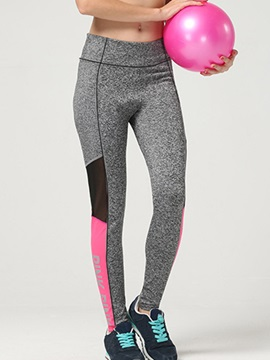Color Block Yoga Pants Leggings