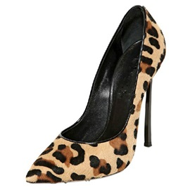 Stiletto Heel Pointed Toe Pumps