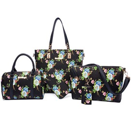Classical Flower Embroidery Bag Sets
