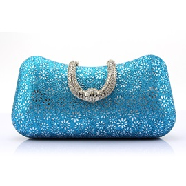 Elegant Lace Skin Evening Clutches