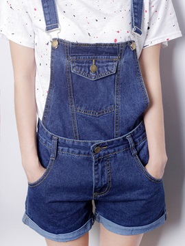 Simple Adjustable Strap Flanging Overall