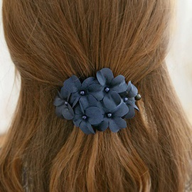 Vogue Flower Decorated Hair Band