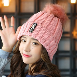 New Style Lovely Women's Knit Hat