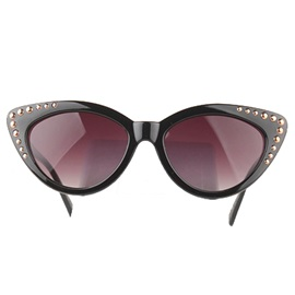 Unique Design Metal Decorated Sunglasses