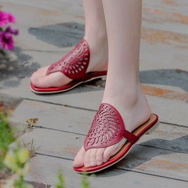 PU Cut-Out Flip-Flops