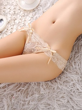 Attractive Low-waisted Nylon Women Panties
