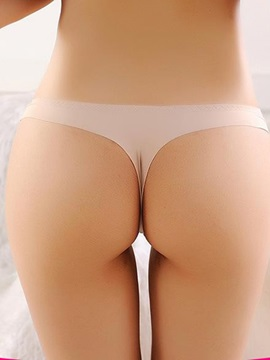 Attractive Seamless Women Thong