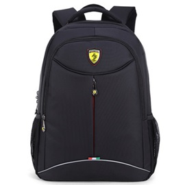 Fashion Shockproof Zippers Backpack