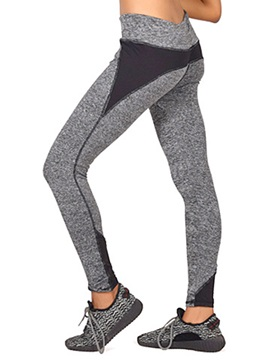 Color Block Yoga Sports Leggings