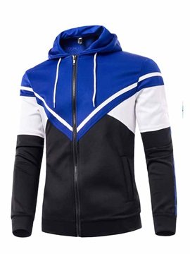 Men's Relaxed Fit Fleece Zipped Hoodies