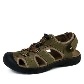 Breathable Closed Toe Beach Sandals for Men