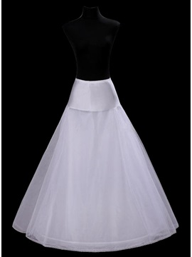 Simple Style A-Line Style Gauze Wedding Petticoat & Faster Shipping Sale for less