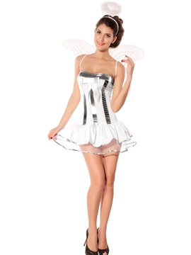 Beautiful Women Lace Angel Costume