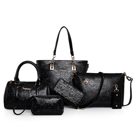 Hollow Shivering Zippers Bag Sets