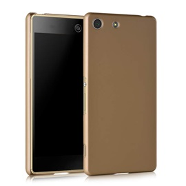Dull Polish Ultra-Thin Drop Resistance Back Cover Mobile Phone Shell For Sony Xperia M5