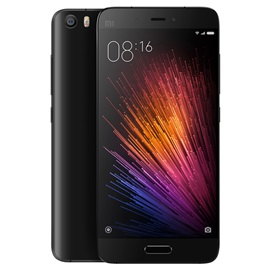 Xiaomi 5 5.1 Inches Quad Core 128GB 1920×1080 16MP+4PM Dual SIM Touch Screen Straight Panel Mobile Phone