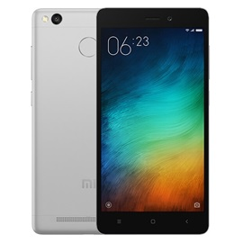 Redmi 3S 5.0 Inches Octa Core 16GB+2GB 13PM+5PM 1280×720 Dual SIM Mobile Phone