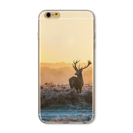Landscape Pattern TPU Case for Iphone6/6s