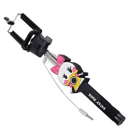 Mini-cartoonvSelfie Stick for IOS/Android