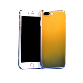 PC Deluxe Edition Colorful to prevent dust to prevent falling mobile phone cases for iPhone 7/7Plus