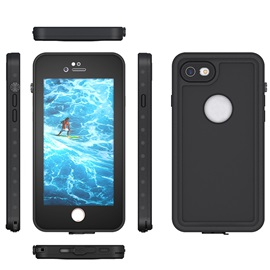 Shockproof Dustproof Waterproof Case Cover for iPhone7/7Plus