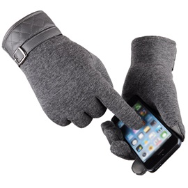 YF Winter Touch Screen Gloves Outdoor Sports Warm Gloves