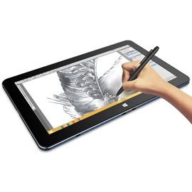 Cube i7 Stylus Tablet PC 10.6 Inch 1920*1080 Windows10 Core-M 4GB +64GB Dual Core Bluetooth HDMI 5.0 Camera Tablet