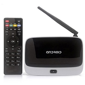 CS918 2GB RAM 8GB ROM Android Bluetooth TV Box Mini PC
