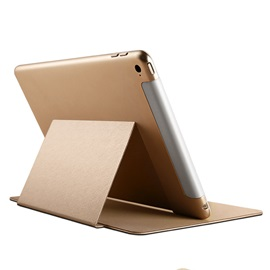 Champagne Metal Waterproof Shell For Ipad Air 2
