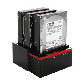 893U2IS HDD Docking Station Dual 2.5' 3.5' Two SATA External HDD Box USB 2.0 Card Reader External Storage Enclosure