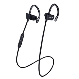 Sport Earhook Wireless Bluetooth 4.1 Stereo Headset in Ear with Microphone