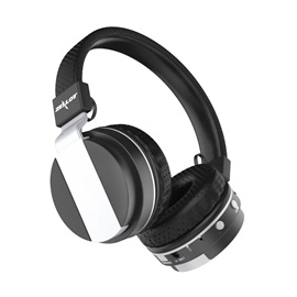 Noise Cancelling Zealot B17 Wireless Bluetooth Headset Headphones With Microphone TF Card FM Radio Foldable Earphones Foldable