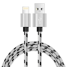 For iphone6 6plus 5s SE Data Cable Lighting Interface Nylon Weave Data Cable
