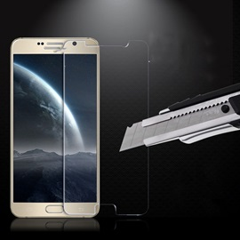 For Samsung A5 A7 Tempered Glass Stickers Ultrathin Mobile Phone Protection Film