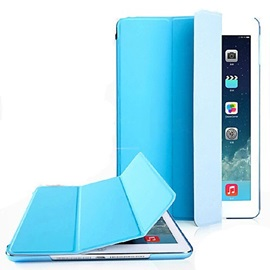 Protective PU Leather Full Body Case with Stand for iPad Air