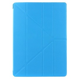 Classic Solid Color Origami Case for iPad Pro