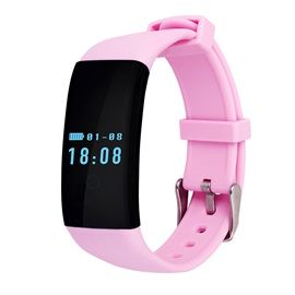Bluetooth Touch-Screen Passometer Smart Reminder Smart Bracelet