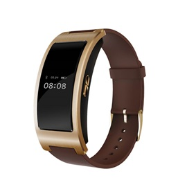 Silicon Rectangle Touch-Screen Passometer Waterproof Smart Bracelet