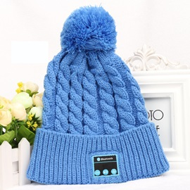Winter Bluetooth Hat HD Stereo Wireless-control for Android/IOS